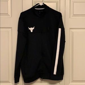 Men's Under Armour sport style tricot jacket